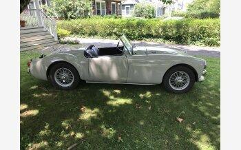 1961 MG MGA for sale 101555986