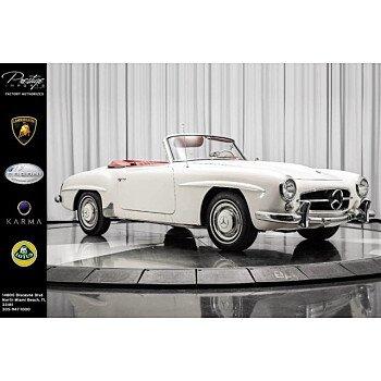 1961 Mercedes-Benz 190SL for sale 101133401