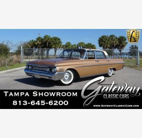 1961 Mercury Meteor for sale 101091216