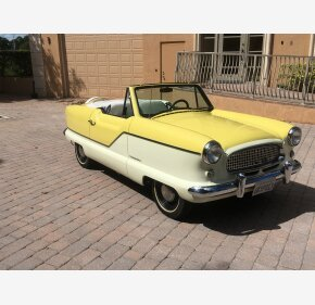 1961 Nash Metropolitan for sale 101101521