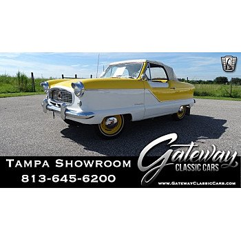 1961 Nash Metropolitan for sale 101185406