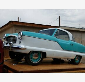 1961 Nash Metropolitan for sale 101210683