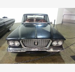 1961 Plymouth Valiant for sale 101107252