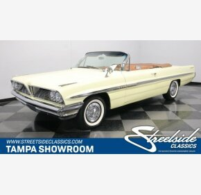 1961 Pontiac Bonneville for sale 101281857