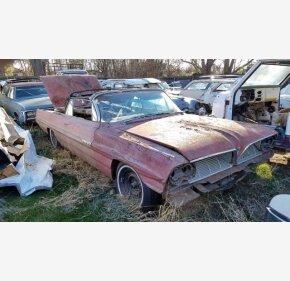 1961 Pontiac Bonneville for sale 101376599