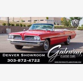 1961 Pontiac Bonneville for sale 101461355