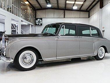 1961 Rolls-Royce Phantom V for sale 101473320