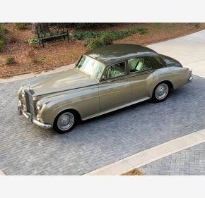 1961 Rolls-Royce Silver Cloud for sale 101088849