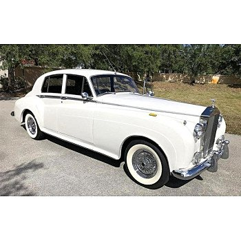 1961 Rolls-Royce Silver Cloud for sale 101185649
