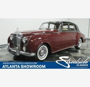 1961 Rolls-Royce Silver Cloud for sale 101456715