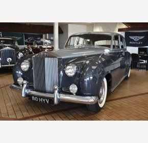 1961 Rolls-Royce Silver Cloud II for sale 101351485
