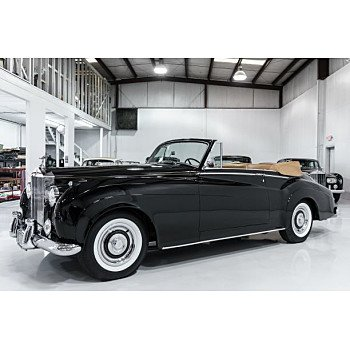 1961 Rolls-Royce Silver Cloud II for sale 101424464