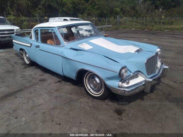 1961 Studebaker Hawk for sale 101511156