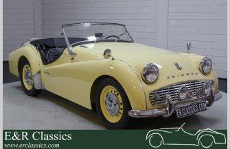 1961 Triumph TR3A for sale 101609117