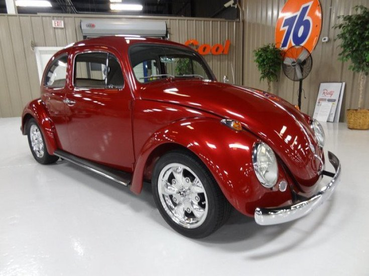 1961 Volkswagen Beetle for sale near Franklin, Tennessee