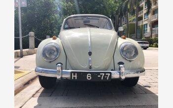 1961 Volkswagen Beetle for sale 101063850