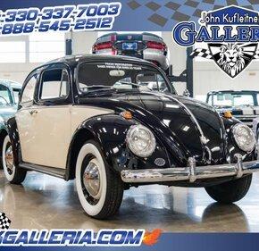 1961 Volkswagen Beetle for sale 101094206