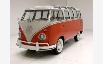 1961 Volkswagen Vans for sale 101221080
