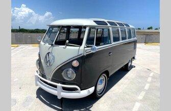 1961 Volkswagen Vans for sale 101310104