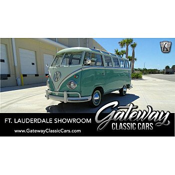 1961 Volkswagen Vans for sale 101316553