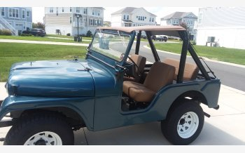 1961 Willys CJ-3B for sale 101300685