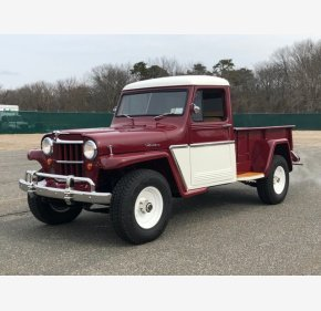 Willys Jeep Truck For Sale >> Willys Pickup Classics For Sale Classics On Autotrader