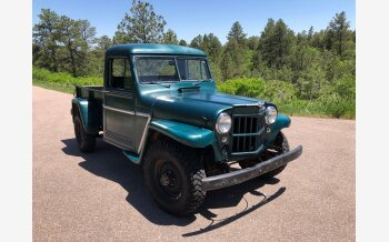 1961 Willys Pickup for sale 101529805