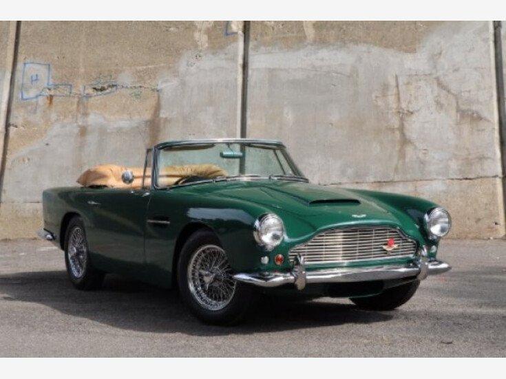 1962 aston martin db4 for sale near queens, new york 11103