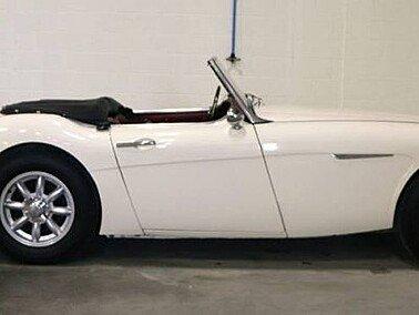 1962 Austin-Healey 3000MKII for sale 101156664
