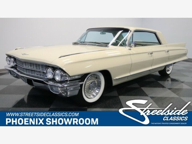 1962 Cadillac De Ville For Sale Near Meza Arizona 85204 Classics