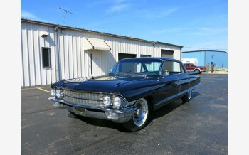 1962 Cadillac De Ville for sale 101221713