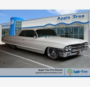 1962 Cadillac De Ville Coupe for sale 101300148