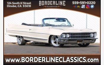 1962 Cadillac Eldorado Convertible for sale 101603696