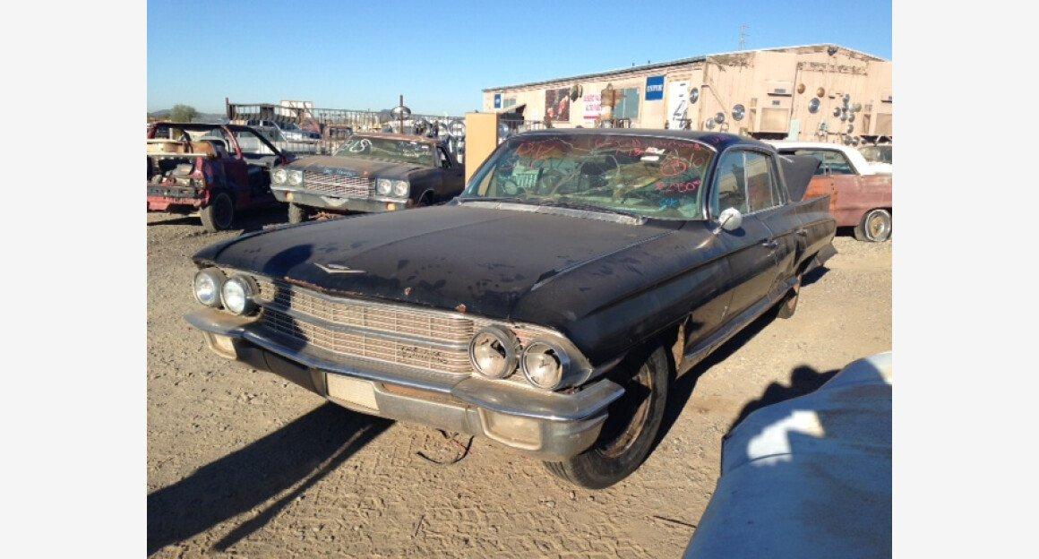 1962 Cadillac Fleetwood For Sale Near Phoenix Arizona 85085