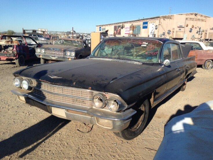 1962 Cadillac Fleetwood for sale near Phoenix, Arizona 85085