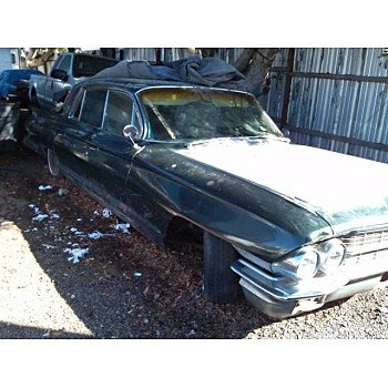 1962 Cadillac Fleetwood for sale 101573542