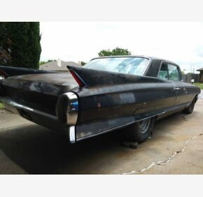1962 Cadillac Series 62 for sale 100880098