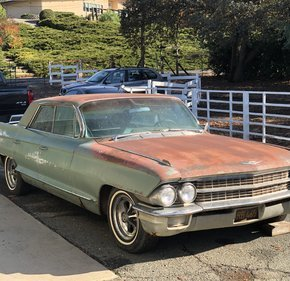 1962 Cadillac Series 62 for sale 101051574