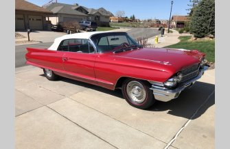 1962 Cadillac Series 62 for sale 101232981