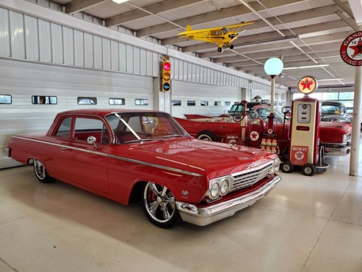 1962 Chevrolet Bel Air For Sale Near Columbus Ohio 43228 Classics On Autotrader
