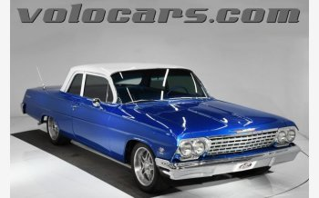 1962 Chevrolet Biscayne for sale 101195886