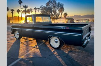 1962 Chevrolet C/K Truck for sale 101439912