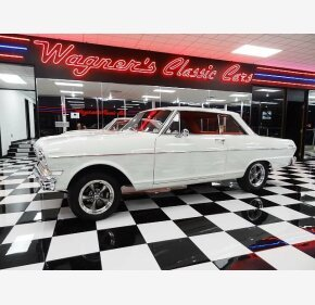 1962 Chevrolet Chevy II for sale 101235466