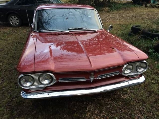 1962 Chevrolet Corvair Classics For Sale