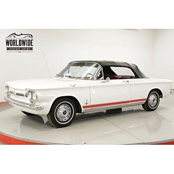 1962 Chevrolet Corvair for sale 101185289