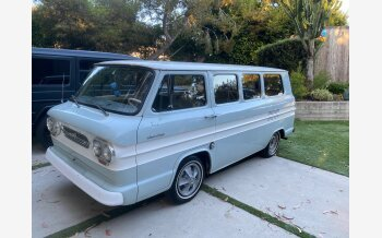 1962 Chevrolet Corvair Greenbrier for sale 101436438