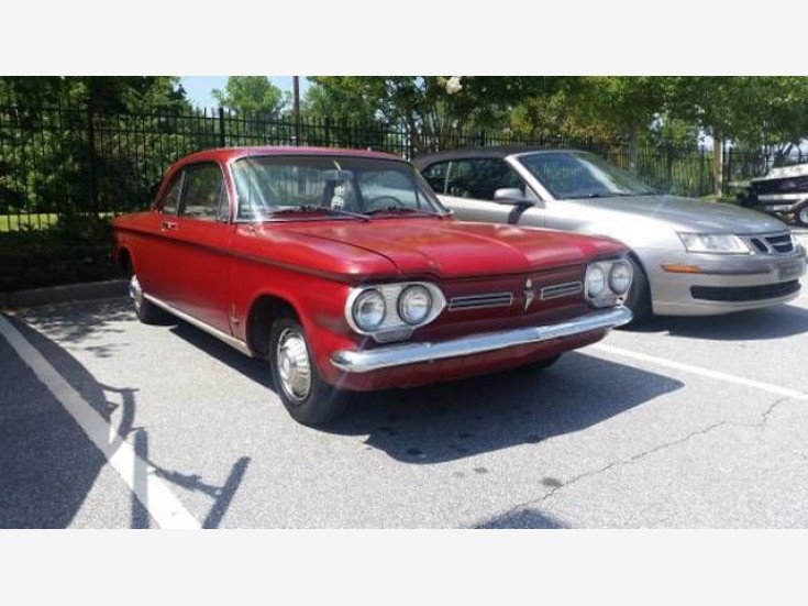 1962 Chevrolet Corvair for sale 101537527