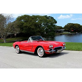 1962 Chevrolet Corvette for sale 101108794