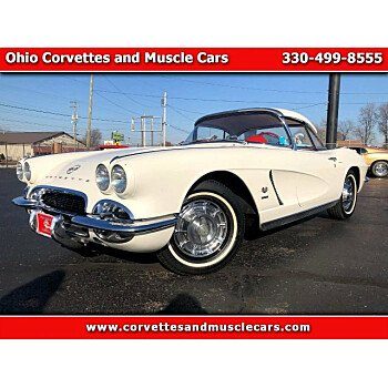 1962 Chevrolet Corvette for sale 100020705