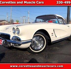 1962 Chevrolet Corvette for sale 100020705